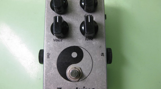 Zendrive製作改造その3