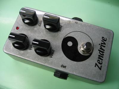 Zendrive製作改造その2