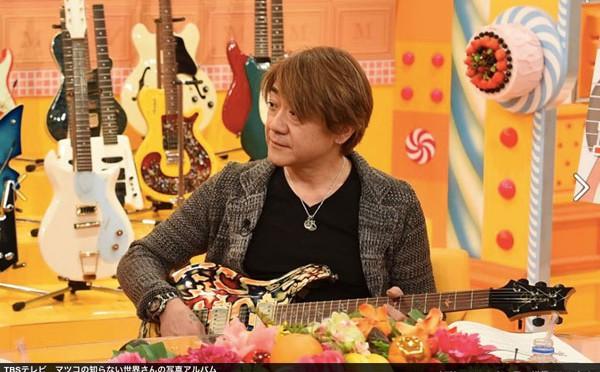 マツコの知らないエレキギターの世界