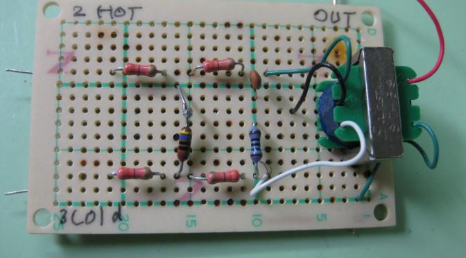 Re-ampの製作01