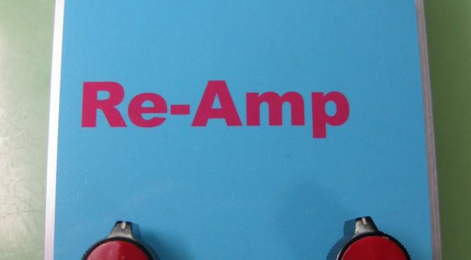 Re-ampの製作02