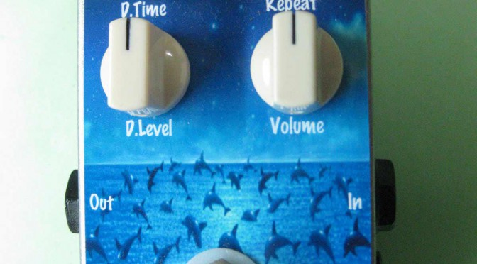 Deep Blue Delay 03