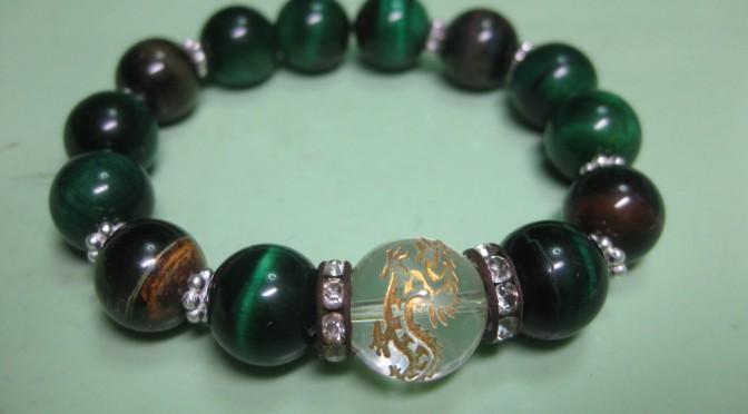 天然石ブレスレット02