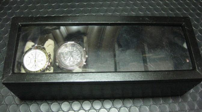 腕時計収納ケースの製作パートⅡその5
