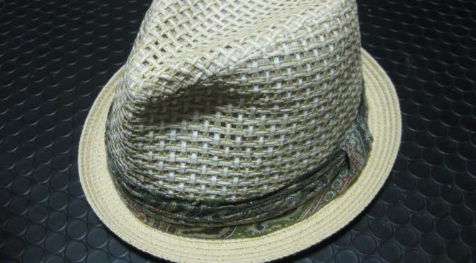 帽子のリボン交換第2弾