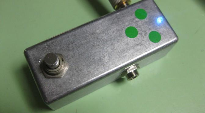 ミュートスイッチの製作