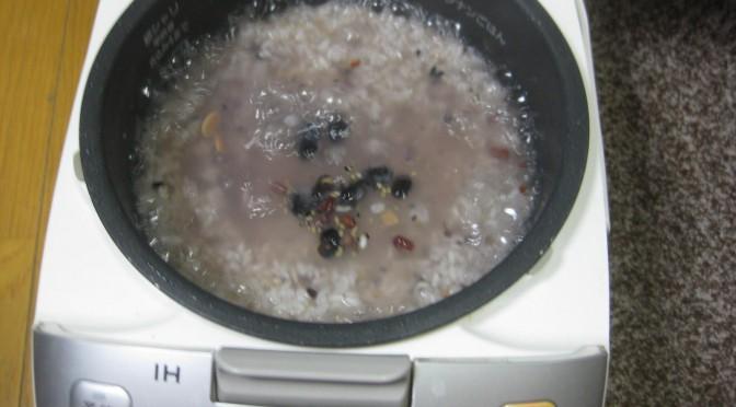 炊飯についてのアイデア?