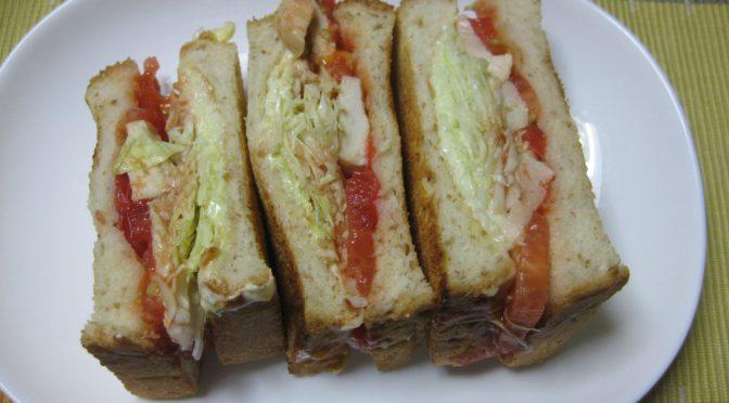 サンドイッチ・ディスプレイ