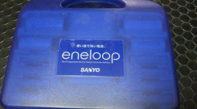 エネループで機材電源を作る01