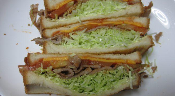 サンドイッチ革命