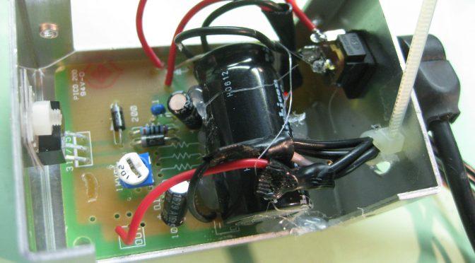 安定化電源キットの製作03